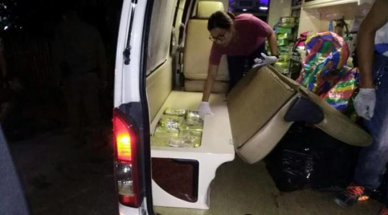 drug found in ambulances