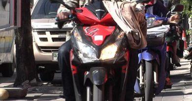 motorbike offenders
