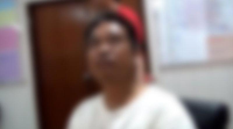 murder suspect says he is sick