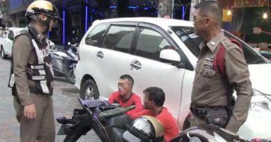 Pattaya hoodlums