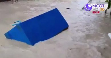 Phuket badly flooded