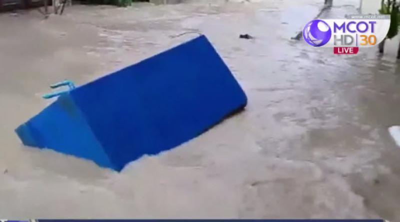 Phuket badly flooded