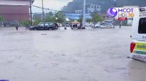 Phuket flooding