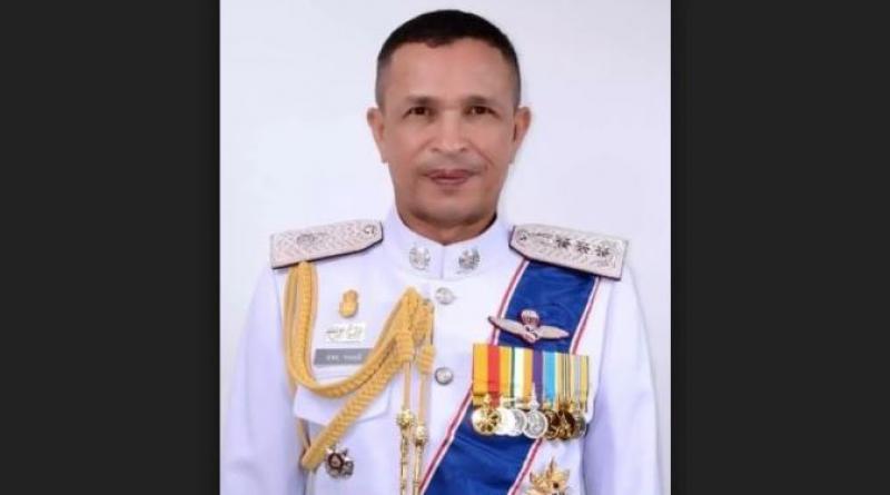 Pol Lt-Gen Sakon