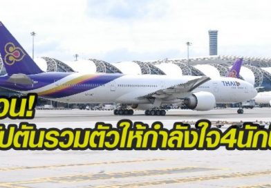 THAI captains in show of support for pilots being investigated