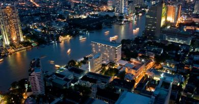 bangkok one evening