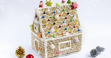 Gingerbread House Workshops 1