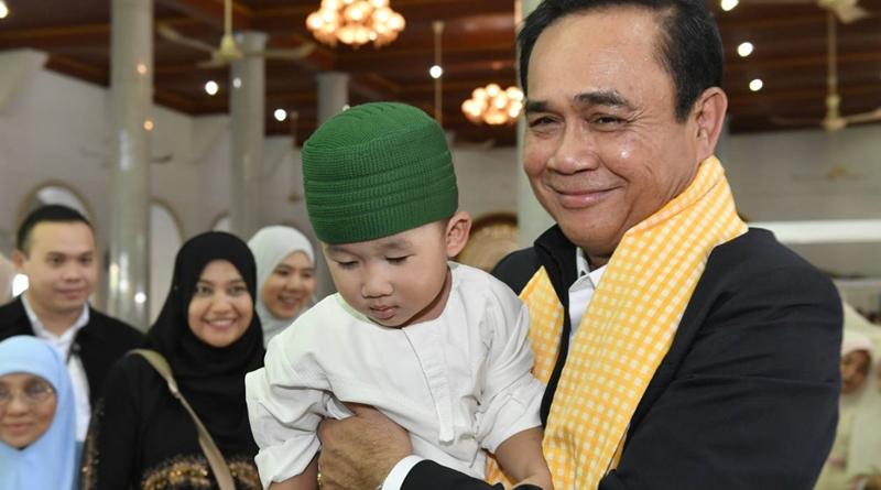 Prayut-Muslim