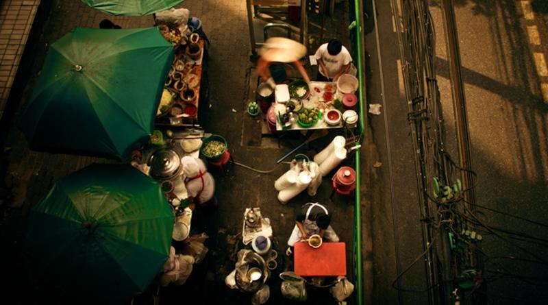 Street venders bangkok
