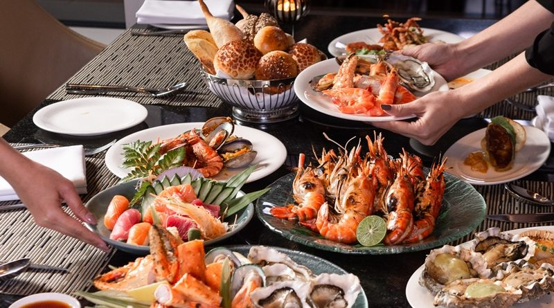 Up & Above_Friday & Saturday Seafood Buffet_1 1
