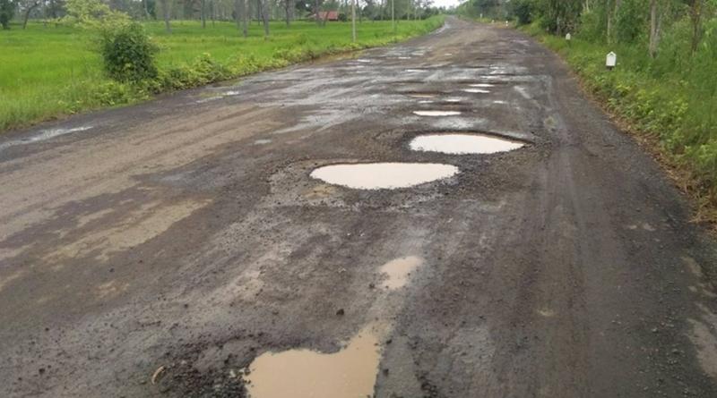 road-hole