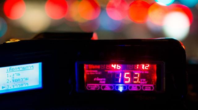meter - taxi