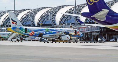 suvanabhumi airport