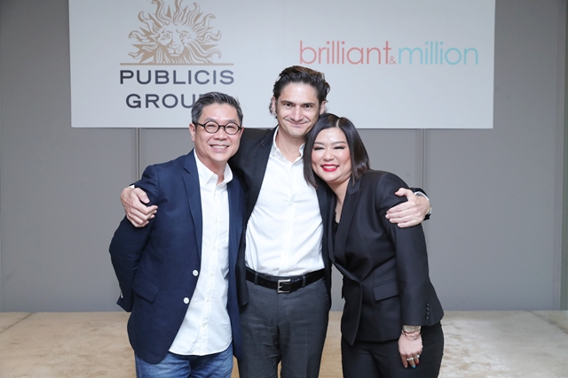 Publicis Groupe and Brilliant & Million Merged02