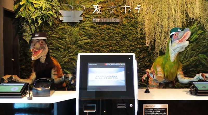 "Japanese hotel fired 243 robots for causing too much ""issues"""