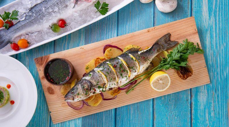 Up & Above Restaurant-Wild Mediterranean Sea Bass_1 1