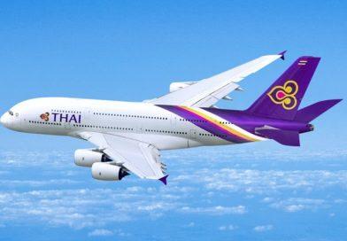 Thai Airways plane accident in Paris, Flight to Bangkok cancelled.
