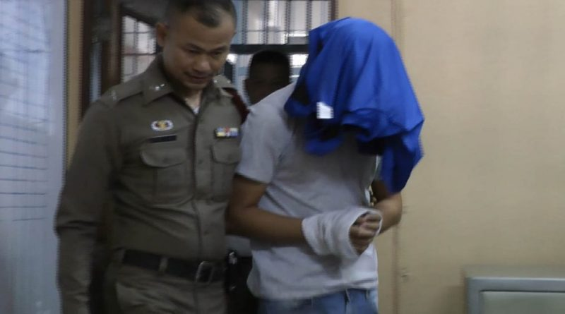 Captured: 4 corrupted police hidden in the Drug Suppression Unit