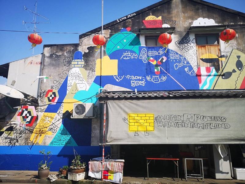 Street-art-in-Sawankhalok-Sukhothai-2