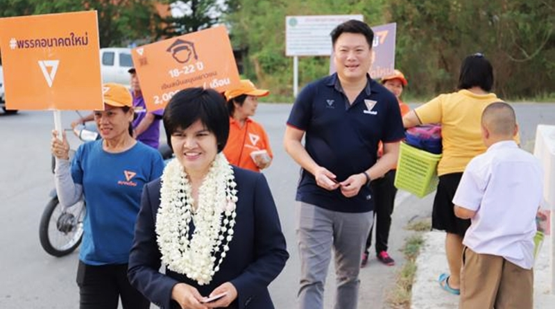 Chiang Mai By-election brings Future Forward Party to the Win.
