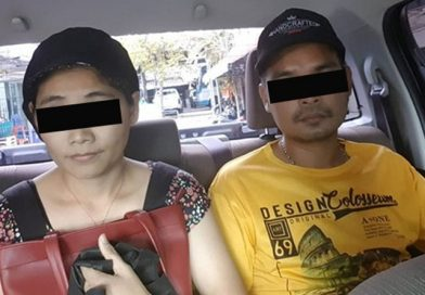 Husband and wife with 52 arrest warrants finally captured