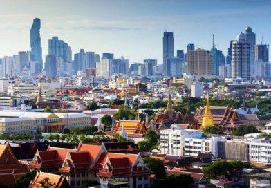 Bangkok, 2nd Most Popular City Destination in the World.