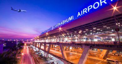 Suvarnabhumi-Airport-in-Bangkok-Thailand