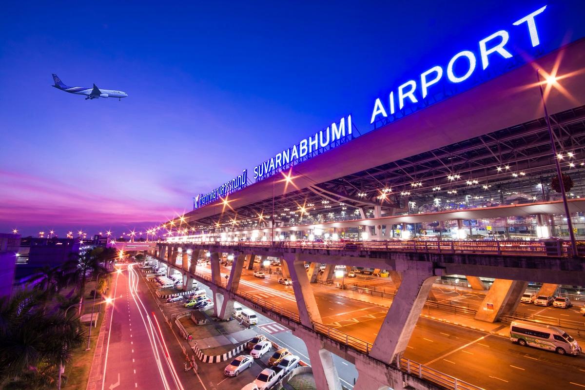 Bangkok Abflug