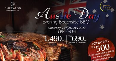 Aussie Day Evening Beachside BBQ-eventcover2 1