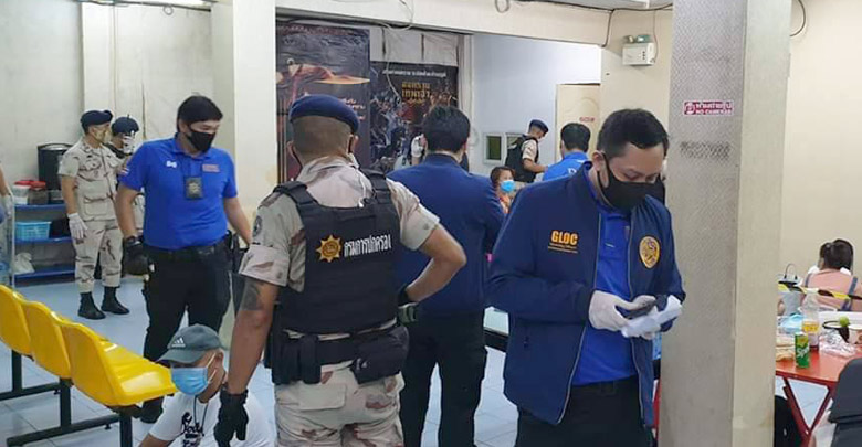 Over 100 arrested in Bangkok for illegal gambling   News by Thaiger