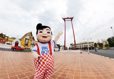 An iconic American restaurant brand 'Big Boy' Is Now Available For Delivery In Bangkok