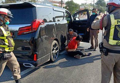Hitman arrested after murder in Samut Sakhon
