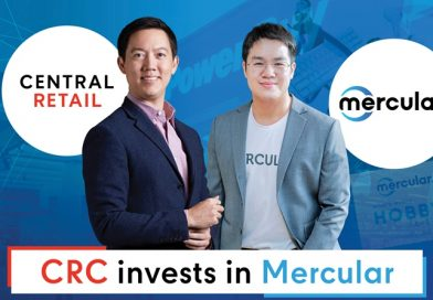 CRC invests in Mercular creating a 'New Retail' phenomenon by innovating new shopping experience for millennials.