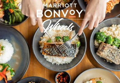 Aloft Bangkok's specialty restaurants Re:fuel by Aloft and brews & 'ques by Crave Join Bangkok's latest food delivery and takeaway service, Marriott Bonvoy On Wheels Thailand